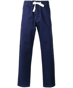Joseph | Abington String Tie Relaxed Trousers 50 Cotton