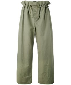 Stella Mccartney | Paperbag-Waist Trousers 40