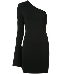 Solace | Single Sleeve Fitted Dress Size 2