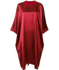 Maison Margiela | Платье Шифт С Отделкой Металлик