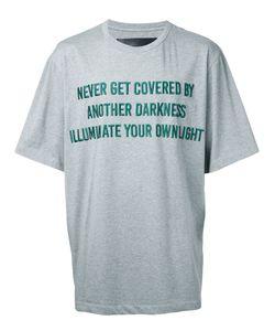 JUUN.J | Back Print T-Shirt