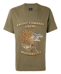 Maharishi   Футболка Crouching Tiger