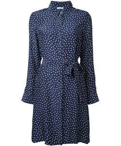 P.A.R.O.S.H. | P.A.R.O.S.H. Dots Print Shirt Dress Size Medium
