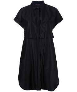 Rag & Bone | Laye Shirt Dress 4 Cotton/Tencel/Silk