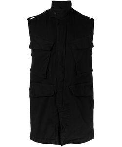 JULIUS | Zipped Vest Size 3