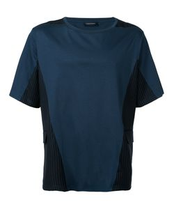 Consistence | Striped Panel T-Shirt 46