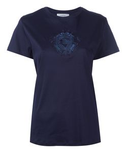 Carven | Embroidered Motif T-Shirt Size Xs