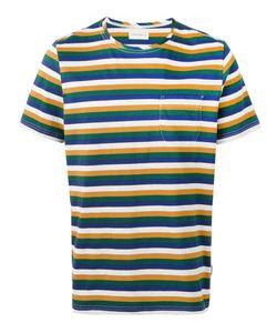 Oliver Spencer | Triple Stripe T-Shirt