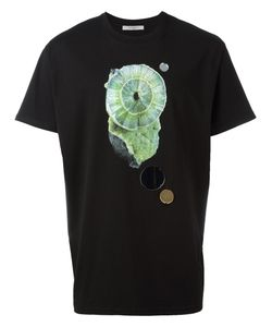 Givenchy   Graphic Print T-Shirt Xxs Cotton
