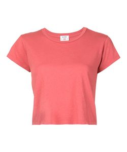 Re/Done | Boxy T-Shirt Small Cotton