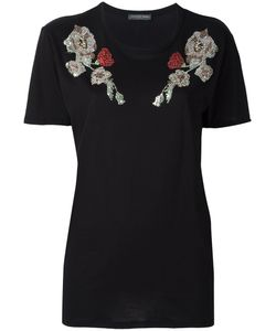 Alexander McQueen | Embroidered T-Shirt 40