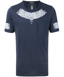 STONE ISLAND SHADOW PROJECT | Compass Print T-Shirt