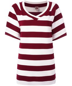 I'm Isola Marras | Striped Top Size Small