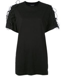 Simone Rocha   Lace-Up T-Shirt M