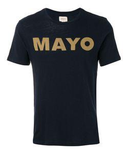 Bellerose | Slogan Print T-Shirt Size Xxl