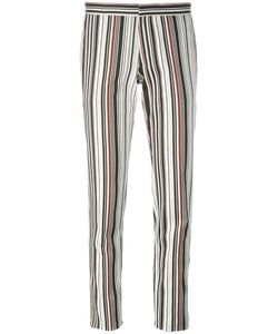 Giambattista Valli | Striped Skinny Fit Trousers Size