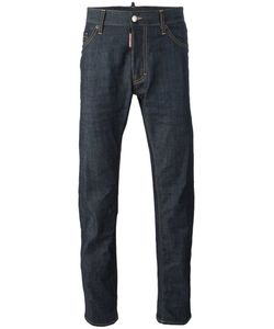 Dsquared2 | Mac Daddy Jeans 54 Cotton/Spandex/Elastane/Polyester