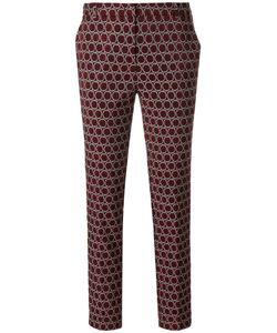 Kiltie | Slim-Fit Woven Circle Trousers Women