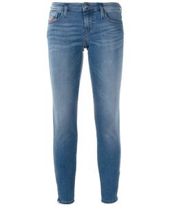 Diesel | Cropped Skinny Jeans Size 30/32