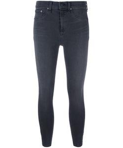 Rag & Bone/Jean | Rag Bone Jean Skinny Cropped Trousers Size 28