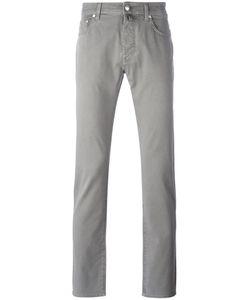 Jacob Cohёn   Jacob Cohen Slim-Fit Trousers 33