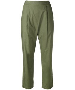Semicouture   Cropped Trousers Size 38