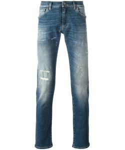 Dolce & Gabbana | Distressed Jeans 48 Cotton/Spandex/Elastane