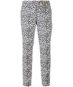 Michael Michael Kors | Leopard Print Trousers Size 4