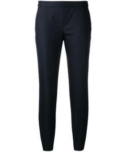 Theory | Cropped Trousers 10 Cotton/Polyamide/Spandex/Elastane/Polyurethane