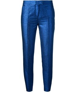 Christian Pellizzari | Tailo Trousers 38 Polyester/Acetate/Cotton