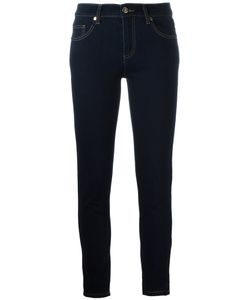 Versace Jeans | Plain Skinny Jeans 27 Cotton/Polyester/Spandex/Elastane
