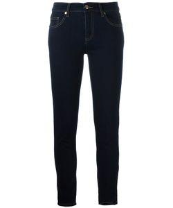 Versace Jeans | Plain Skinny Jeans 27 Cotton/Polyester/Spandex/Elastane