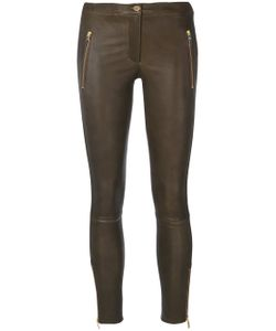 Arma | Skinny Leather Trousers