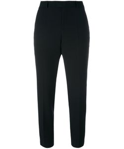 Red Valentino | Cropped Trousers 40 Polyester/Spandex/Elastane/Viscose/Polyester