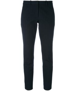 Joseph | Tapered Pinstripe Trousers 42