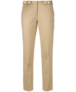 Michael Michael Kors | Slim-Fit Cropped Trousers