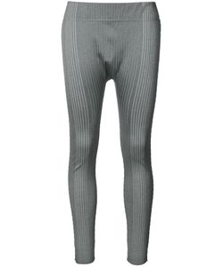 PLEATS PLEASE BY ISSEY MIYAKE | Ribbed Sports Leggings 3
