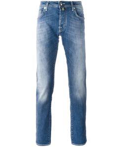 Jacob Cohёn   Jacob Cohen Straight Leg Jeans 32 Cotton/Polyester/Spandex/Elastane