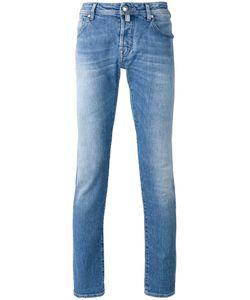 Jacob Cohёn | Jacob Cohen Faded Slim Fit Jeans