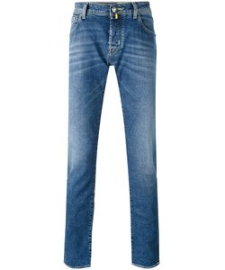 Jacob Cohёn   Denim Straight-Leg Jeans