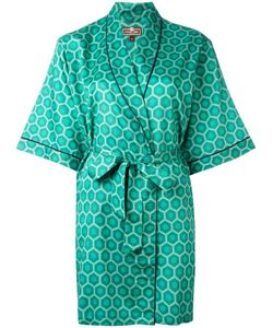 OTIS BATTERBEE | Jade Cravat Kimono Small Cotton