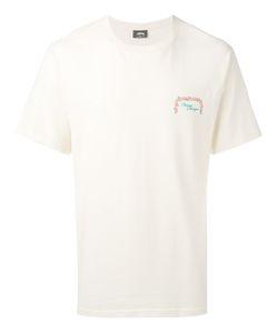 Stussy | Chest Print T-Shirt L