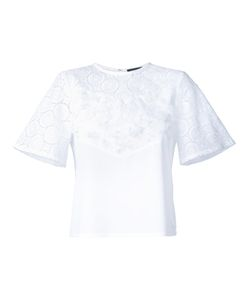 Lamarck | Embroidered Detail Top Size
