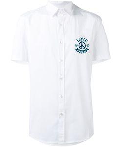Love Moschino | Рубашка С Вышитым Логотипом