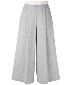 Ballantyne | Jersey Cropped Trousers