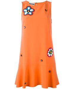 Moschino | Flower Power Dress 44 Triacetate/Polyester