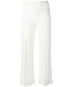 Ermanno Scervino | Cropped Flared Trousers Size