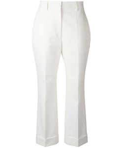 Jil Sander | Fla Trousers 34 Cotton