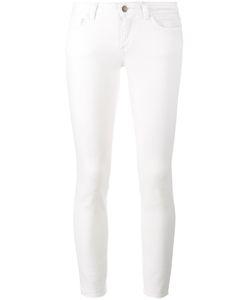 Dolce & Gabbana | Pineapple Applique Skinny Jeans 42