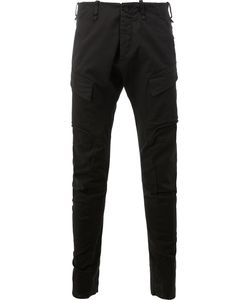 Masnada | Tapered Cargo Trousers Size 46